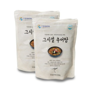 남도장터 팜푸드 그시절추어탕 500g x 5팩