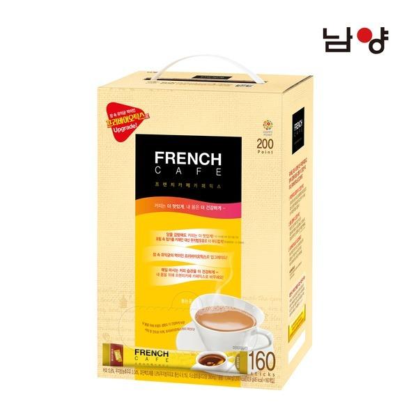 프렌치카페 커피믹스 160T