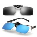 클립 편광 미러선글라스 클립형썬글라스 안경 PVC3004L
