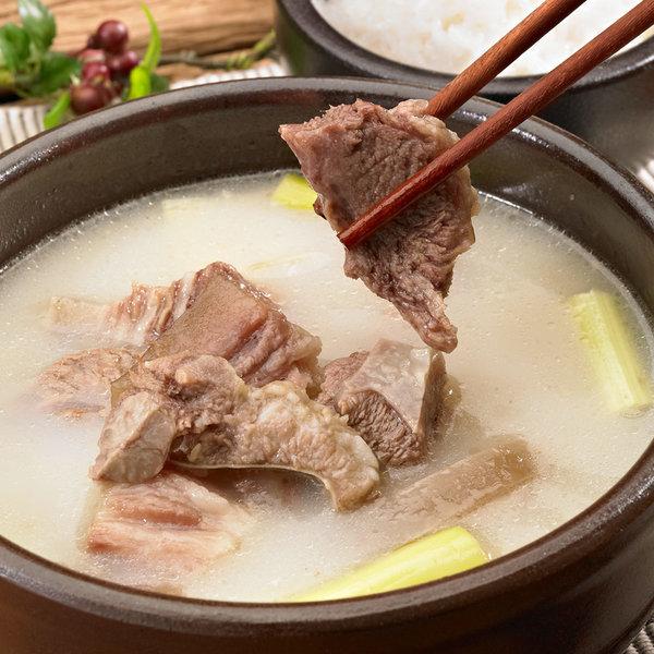 소머리 국밥 600g이상(1+1+1+1+1)총5봉3kg