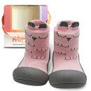 아띠빠스 큐티 핑크 아기 걸음마 신발 (선물포장)