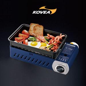 코베아 2way BBQ가스그릴 KGG-0904LO 실속형 가스버너