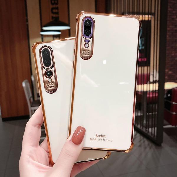 휴대폰케이스 뉴타입 셀럽 귤색 화웨이 p20pro핸드폰