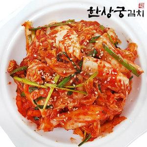 100% 국산 겉절이 2kg 출고당일 버무린 배추 김치