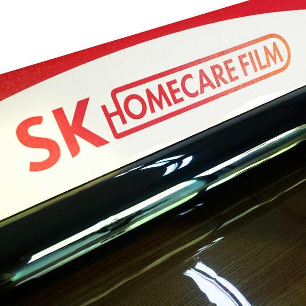 SKC 안전방범필름 비산방지효과/외부침입방지