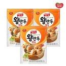개성 김치 왕만두 1.2kg 3개
