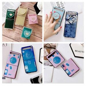갤럭시 겔럭시 Z플립 ZFlip 제트플립 휴대폰 케이스 2
