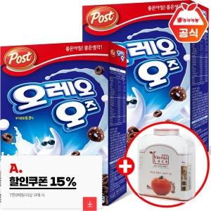 오레오오즈500g 2개 특가+유로키친락
