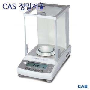 CAS 고성능 실험실용 정밀저울 CAUX-220 (220g/0.1mg)
