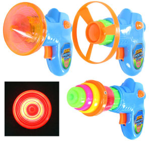 LED 총팽이 프로펠러 헬기 낙하산 바람개비 어린이선물