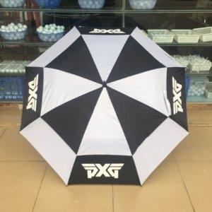 PXG 검정색 흰색 골프 우산 피엑스지 - PXG 흑백