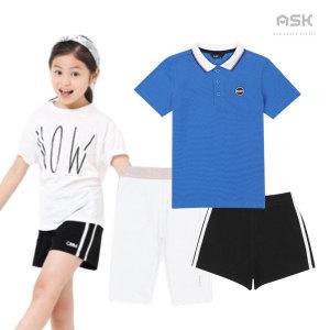 ASK 주니어  패션아일랜드 전품목 1만원 이하 득템전+무료배송  썸머 티셔츠/팬츠/레깅