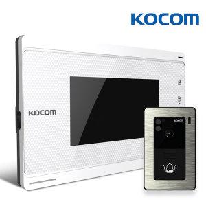 KVP-70C 화이트 코콤 2선식 비디오폰