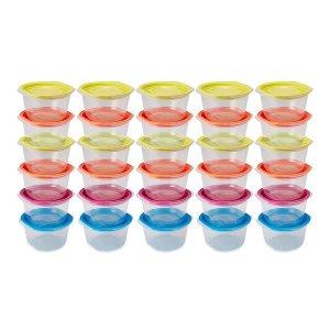 쿡밥 275ml 30개/전자렌지용기/간편용기/냉동밥용기