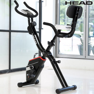 HEAD 최고급 접이식 실내자전거 BC3980