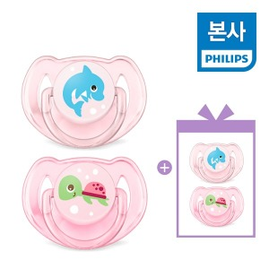 아벤트 예쁜치아노리개바다친구들(6-18개월)SCF169/38