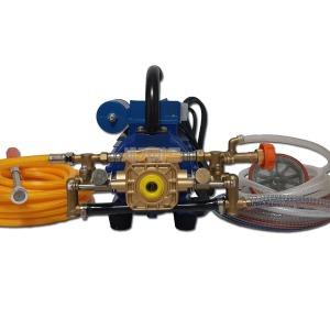 휴대용 모터 분무기 한손 엔진 농약 포터블
