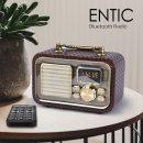 라디오 블루투스 우퍼사운드 인테리어 엔틱 스피커