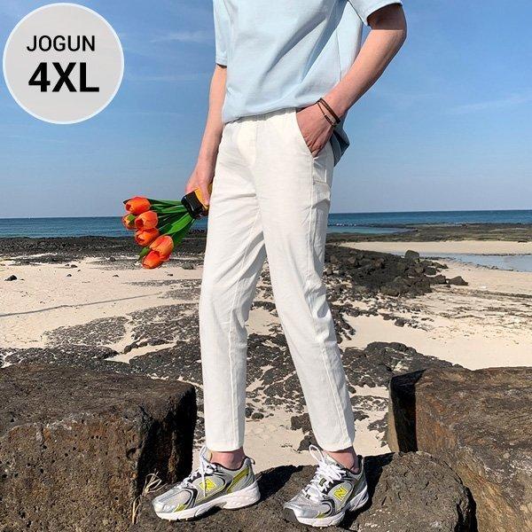 조군샵  조군샵 조군샵 시원한 쿨링 밴딩팬츠_JG1453