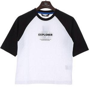 헌트키즈 헌트키즈 NC02 7부 티셔츠 HKLA203B10912001 (5221318)
