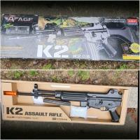 K2소총 실사크기 판매합니다