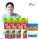 피죤 무균무때 곰팡이젤 150g 4개 +사은품