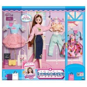 미미월드 열일곱미미는 알바중 옷가게에서 패션모델