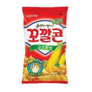 (10+1)롯데_꼬깔콘고소한맛_42G