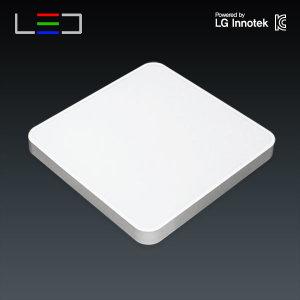 원라이팅 LED 방등 심플 50W 국산 LG이노텍칩