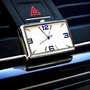 (현대Hmall)영국차 감성 뉴트로 카업 아날로그 차량용 시계