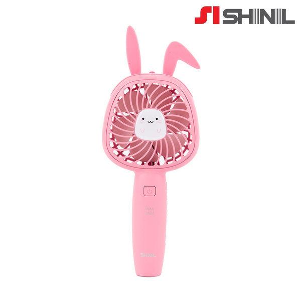 신일 캐릭터 휴대용선풍기 미니 핸디선풍기 SIF-D07P1