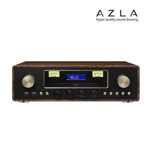 아즈라 블루투스 일체형 오디오 AMAP-1000 / CD USB FM라디오 AUX 블루투스 5.0