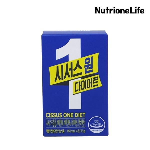 뉴트리원 시서스 원 다이어트(14정 2주분)