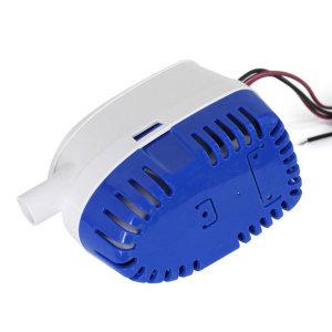 자동 잠수정 요트 빌지 워터 펌프 자동 12V 1100GPH