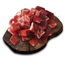 신돈축산 냉동 양어깨살 깍두기 1Kg 소스양고기 양꼬치