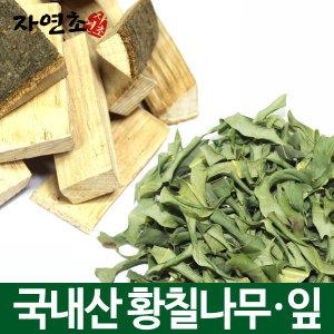 국산 황칠나무300g 황칠나무잎100g 인삼나무 택1