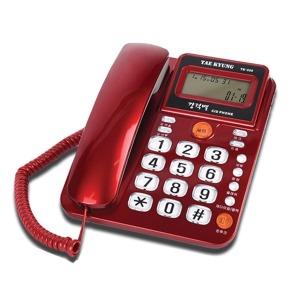 태경 TK-550 강력벨 발신자전화기(건전지필수)사은품