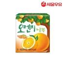 서울우유 오렌지나무 150mlx24입
