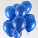 네오룬즈 30cm 라운드풍선 스탠다드 (블루) 50개입