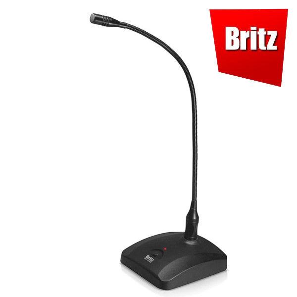 Britz BE-GM3 고감도 콘덴서 스탠드 마이크/회의/강의