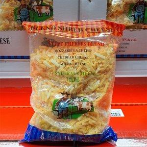 블렌드 슈레드 치즈 1kg