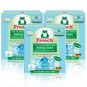 프로쉬 독일 친환경 식기세척기세제 베이킹소다 1+1+1/ 아트박스