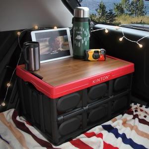 제네시스G70 트렁크정리함 캠핑테이블 상판 포함_MTI9