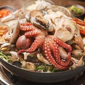 자연맛남  해물 보양식 간편 해신탕 세트 3-4인분
