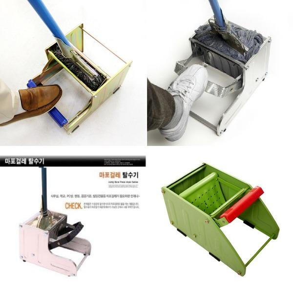 회전청소기 밀대 짤순이 발탈수기 막대걸레 세탁 마포