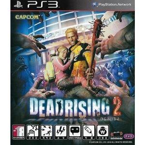 데드라이징 2 PS3 한국어버전 새상품