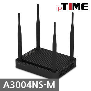 IPTIME A3004NS-M 공유기 와이파이 무선