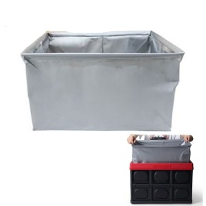 자동차 트렁크 정리함 캠핑 폴딩박스 방수팩 대형