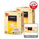 카페믹스/믹스커피/ 프렌치카페 커피믹스 420T+믹스10T
