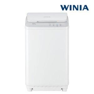 (H)위니아 미니크린세탁기 WMT03BS5W 3.5kg